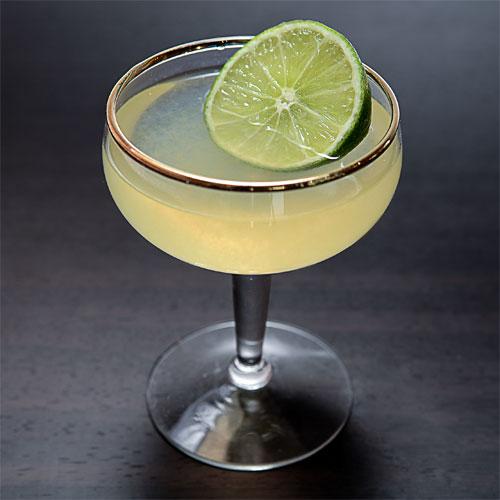 Mango Brava Daiquiri - Rum Cocktail