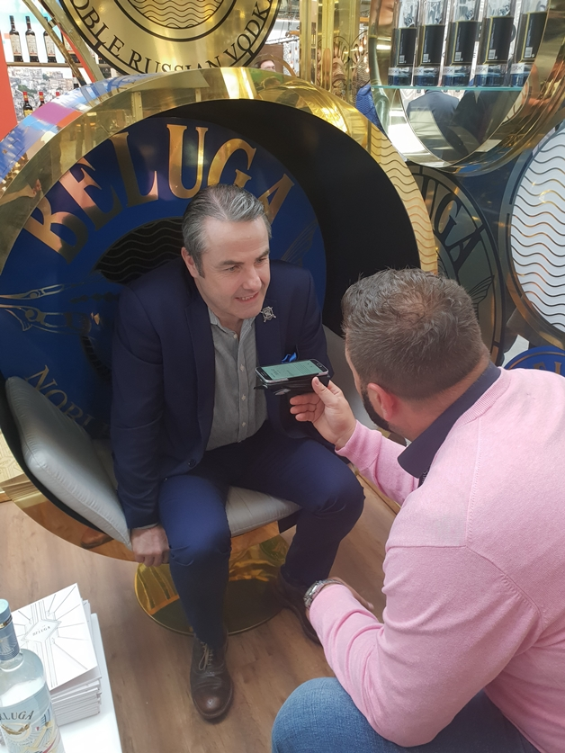 Intervju Philip Duff