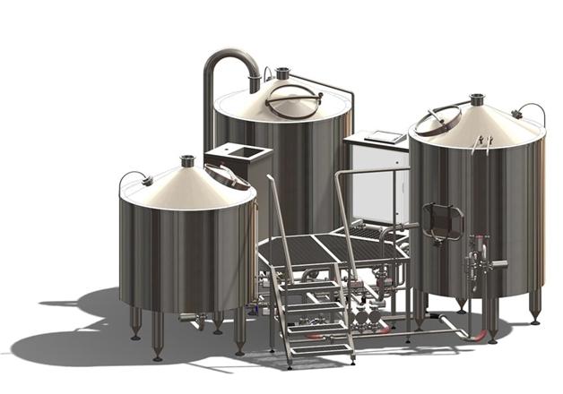 Wort brew system