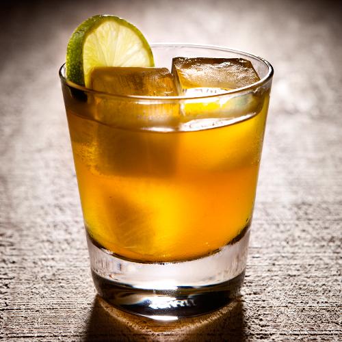 Jamaican Breeze - Rum Cocktail